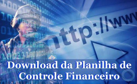 planilha de controle financeiro