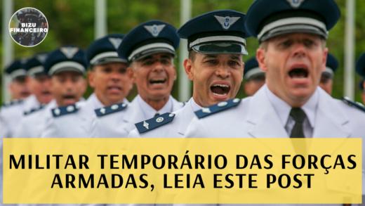 militar temporário